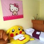 H2SC Cartoon - Living Room